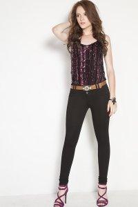 Petrolizado Jeans Colombianos para mujer