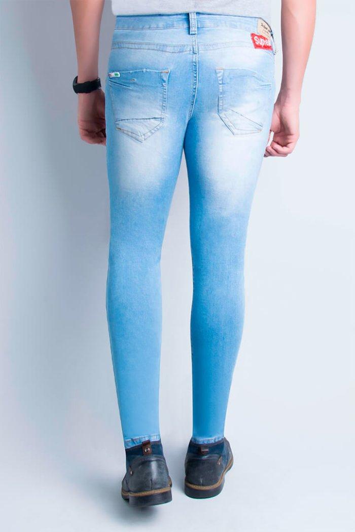Petrolizado Jeans Colombianos para hombre al por mayor