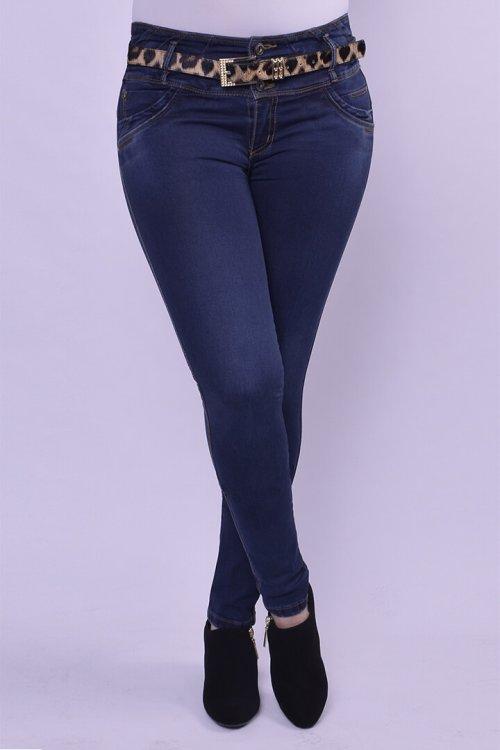 Jeans colombianos al por mayor - petrolizado jeans - jeans para mujer