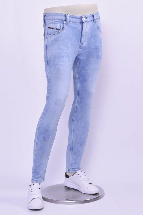 Jeans colombianos para hombre al por mayor - jeans de moda para hombre petrolizado jeans