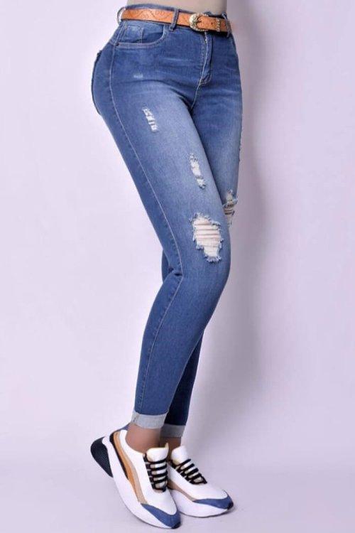 Jeans-colombianos-Jeans-para-mujer-al-por-mayor-Petrolizadojeans-Jeans-REF-P02-1-206-frente