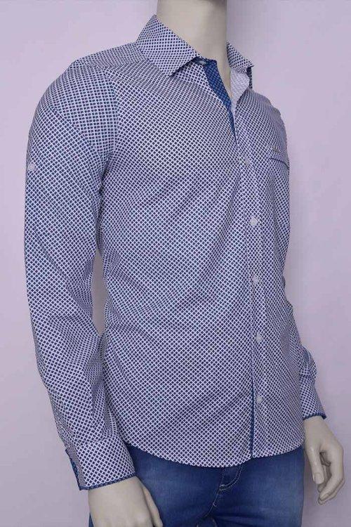Camisas-para-hombre-al-por-mayor-Petrolizadojeans-camisas-colombianas-azul-con-puntos.jpg