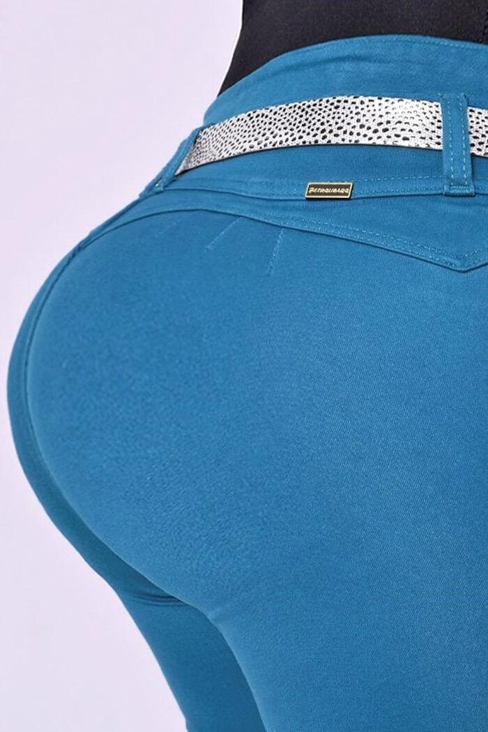 Jeans-colombianos-Jeans-levanta-cola-Jeans-para-mujer-al-por-mayor-Petrolizadojeans-posterior-REF-P02-612