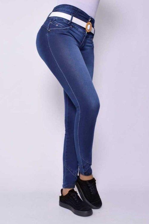 Jeans-colombianos-Jeans-para-DAMA-al-por-mayor-Petrolizadojeans-Jeans-REF-P02-606