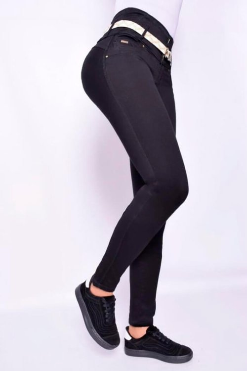 Jeans-colombianos-Jeans-para-dama-al-por-mayor-Petrolizadojeans-Jeans-REF-P01-616-frente