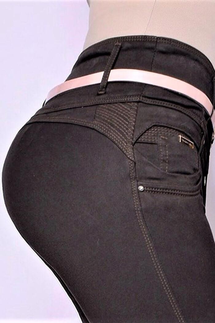 Jeans-colombianos-Jeans-para-dama-al-por-mayor-Petrolizadojeans-Jeans-REF-P01-626-de-lado