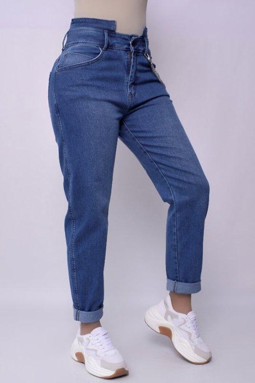Jeans-colombianos-Jeans-para-dama-al-por-mayor-Petrolizadojeans-Jeans-REF-P02-656-frente-color-azul-medio.jpg