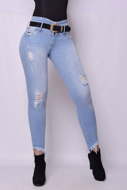 Jeans-colombianos-Jeans-para-hombre-al-por-mayor-Petrolizadojeans-Jeans-REF-P02-659-frente-color-azul-claro