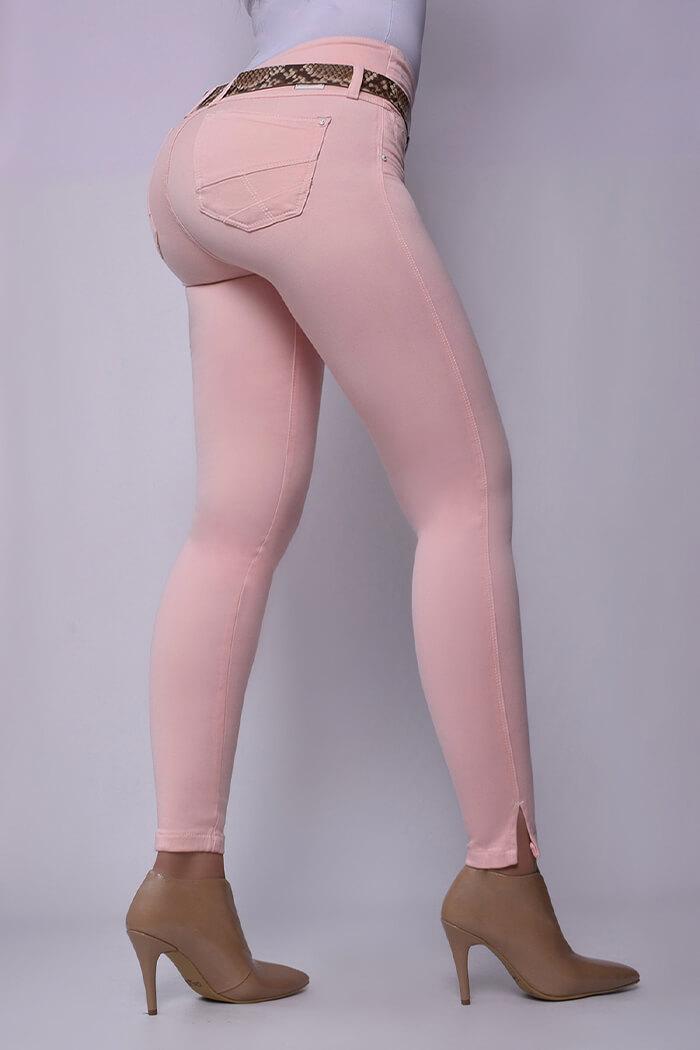 Jeans-colombianos-Jeans-para-dama-al-por-mayor-Petrolizadojeans-Jeans-REF-P02-637-frente-color-rosa